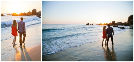 Corona Del Mar Engagement